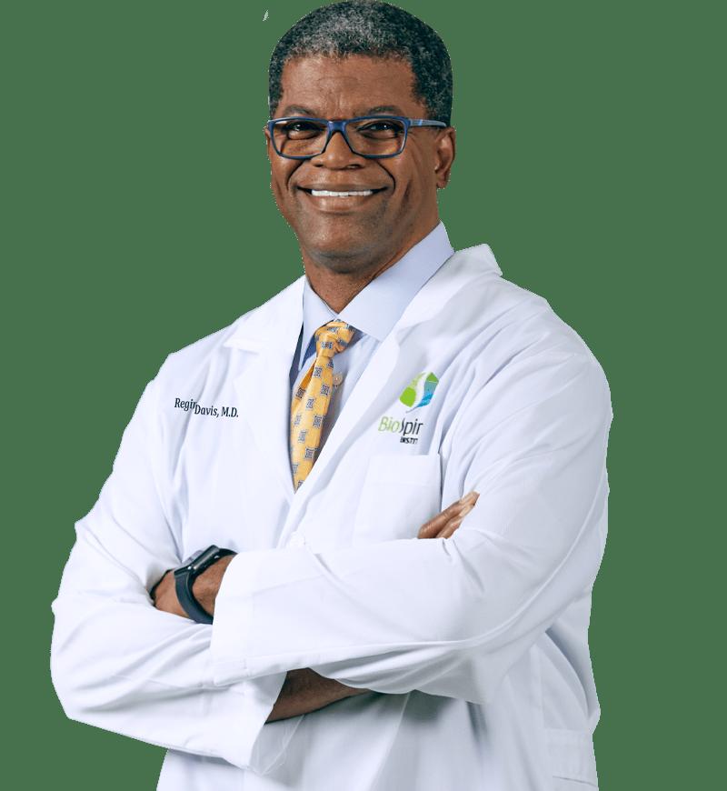 Reginald Davis, M.D.