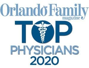 Orlando Family Magazine - Top Physicians 2020